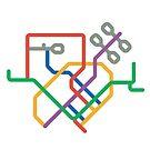 « Mini Metros - Singapour » par transitoriented