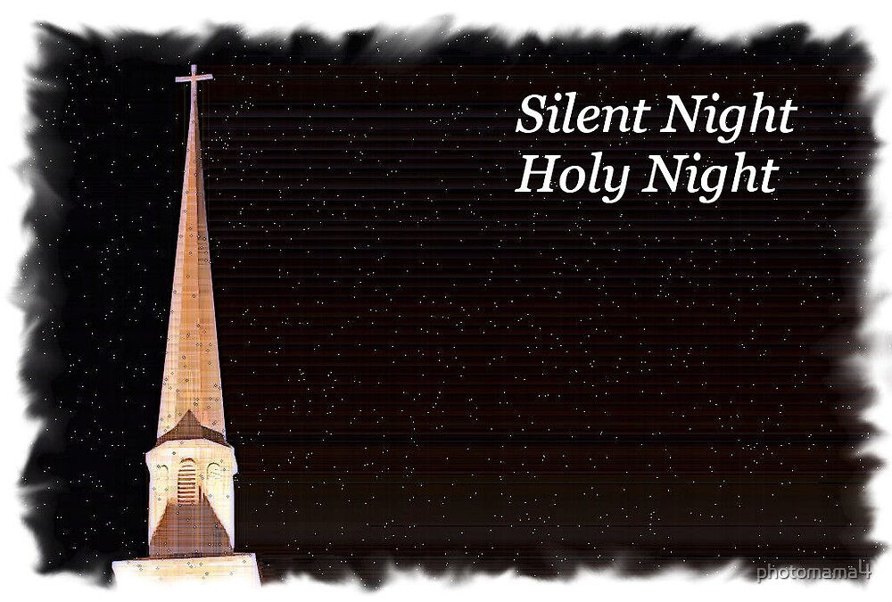 Silent Night by photomama4
