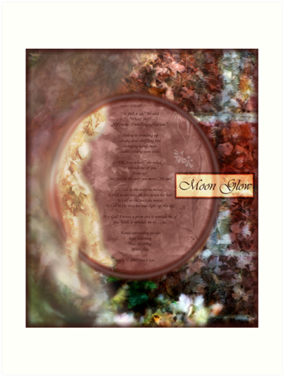 Moon Glow by StacyLee