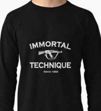 Immortal Technique Lightweight Sweatshirt