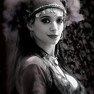 The Gypsy's Gaze by artisandelimage