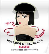 Clue - Mrs. White  Poster
