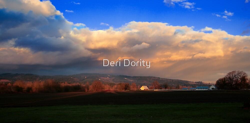 Convergence  by Deri Dority