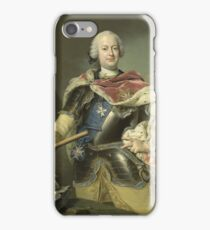 Gottfried Boy - Friedrich Christian, Elector Of Saxony And King Of Poland, 1751 iPhone Case/Skin