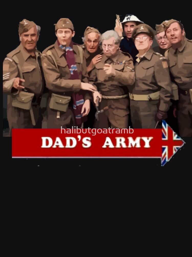 El ejército de papá de halibutgoatramb