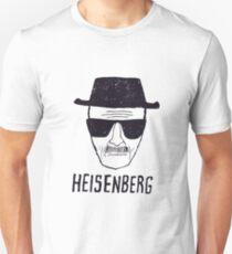 Breaking Bad  heisenberg Unisex T-Shirt