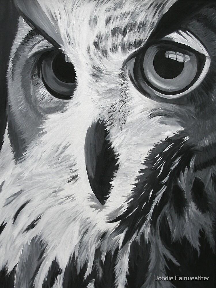 Bird of Prey by Johdie Fairweather