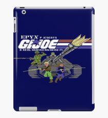 Gaming [C64] - G.I Joe iPad Case/Skin