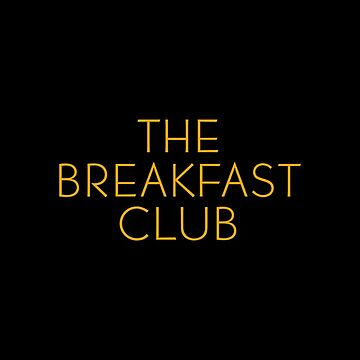 The Breakfast Club - Title by riotpixel