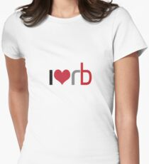 I Love RB T-Shirt