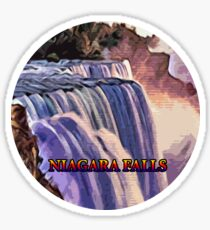 Niagara Falls Sticker