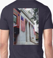 Adirondack Trust Building Unisex T-Shirt