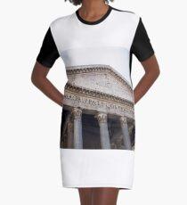 Pantheon Graphic T-Shirt Dress