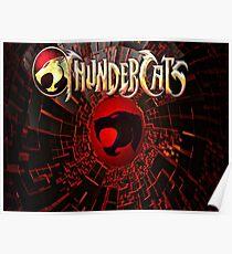 Thunder Catz Poster