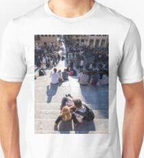 Spanish Stairs Unisex T-Shirt