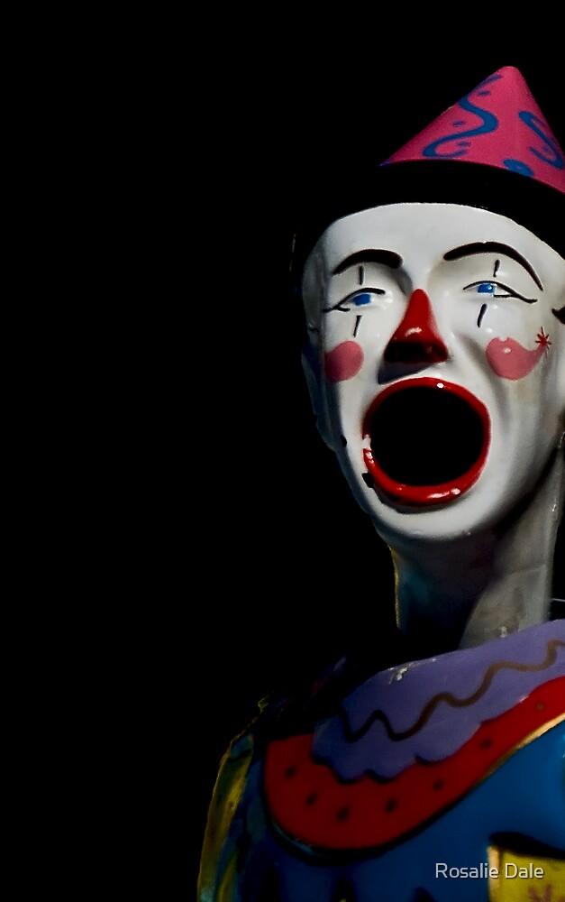 Scream by Rosalie Dale