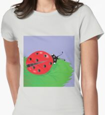 ladybird Womens Fitted T-Shirt