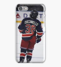 Mats Zuccarello iPhone Case/Skin