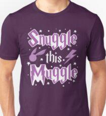 Snuggle this Muggle Unisex T-Shirt