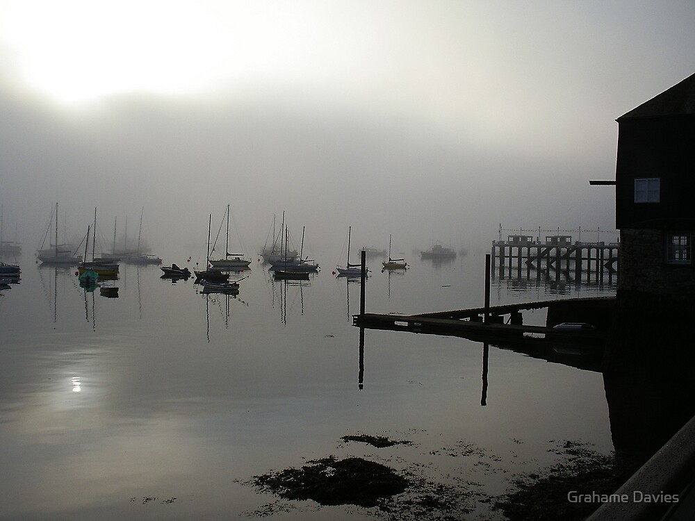 Through the Mist by Grahame Davies