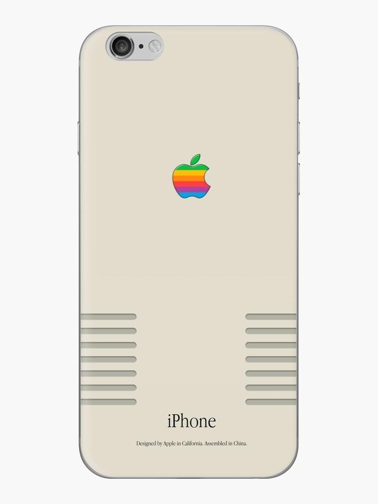 «Apple iPhone Retro Edition 2» de elmindo