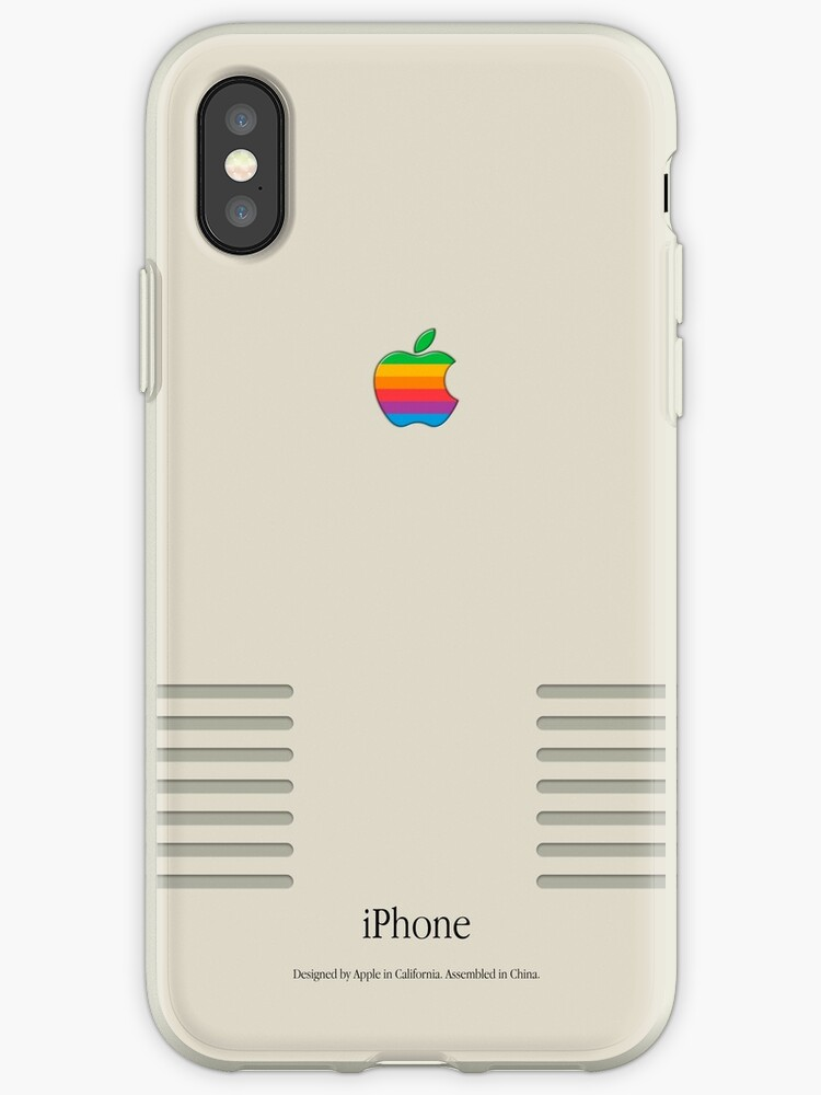 «Apple iPhone Retro Edition 2» de elmindo