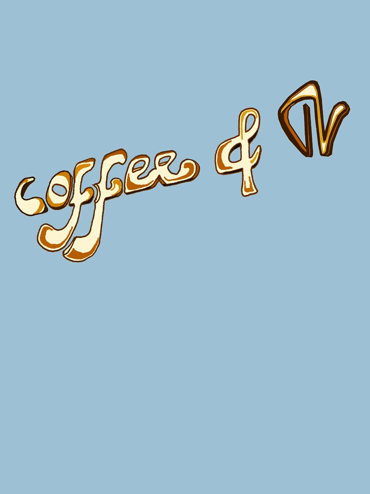 Coffee & TV by joshwedlake