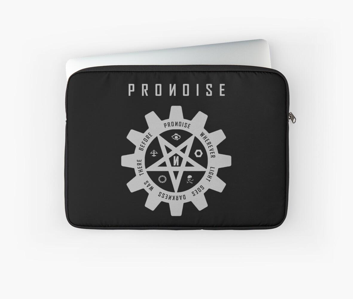 «PRONOISE Alternative Logo» de pronoise