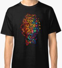 Bill Murray Stained Glass Mosaic Sharpie Marker Art Redbubble Classic T-Shirt