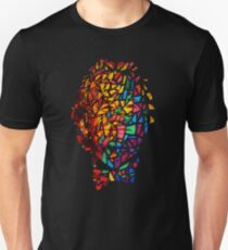 Bill Murray Stained Glass Mosaic Sharpie Marker Art Unisex T-Shirt
