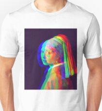 g i rl w1th a Pe4rl. T-Shirt