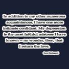 In Addition, Soren Kierkegaard by Tammy Soulliere