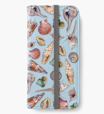 Gifts from the Sea iPhone Wallet