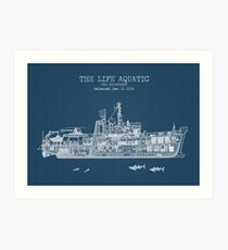 The Belafonte Art Print