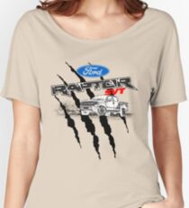 Ford Raptor SVT Women's Relaxed Fit T-Shirt