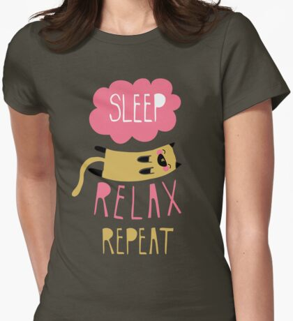 Sleep, Relax, Repeat T-Shirt