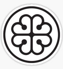 Montreal logo black Sticker