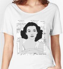 Hedy Lamarr Women's Relaxed Fit T-Shirt