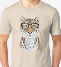 Clever Tiger Unisex T-Shirt