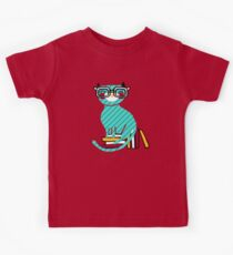 Smart Kitty Kids Tee