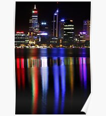 Perth Western Australia Poster