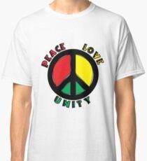 Peace Love UNITY Classic T-Shirt