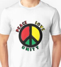 Peace Love UNITY Unisex T-Shirt