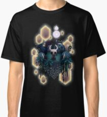 Camiseta clásica Hollow Knight Fanart