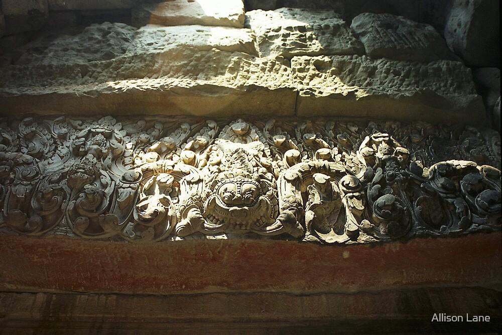 Angkor Wat by Allison Lane