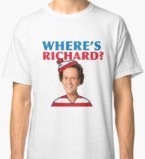 Where's Richard Simmons? Classic T-Shirt