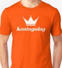 Koningsdag Crown 2017 - King's Day Netherlands Celebration Nederland Unisex T-Shirt