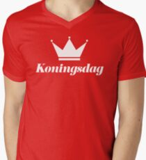 Koningsdag Crown 2018 - King's Day Netherlands Celebration Nederland T-Shirt