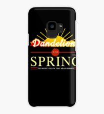 in the spring Case/Skin for Samsung Galaxy