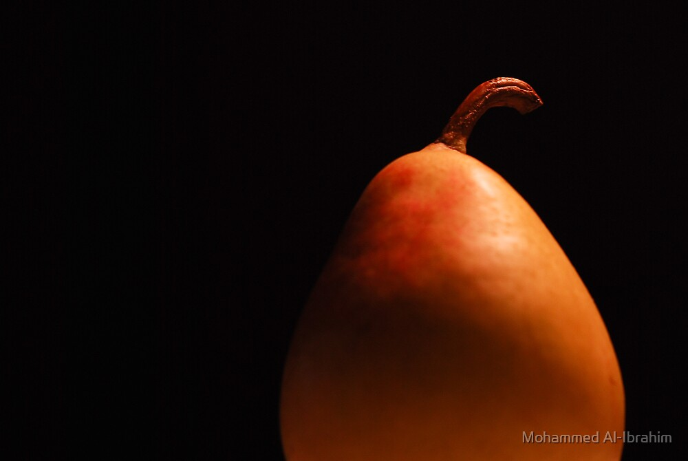 Pear by Mohammed Al-Ibrahim